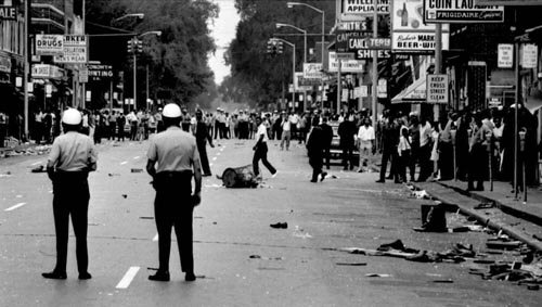 Rebellion in the Streets, Detroit, 1967